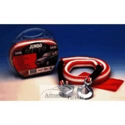 Vilkšanas troses Excellent Products 615351 Garums: 1,5 - 4 m