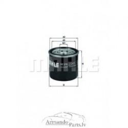 Eļļas filtrs SM 165
