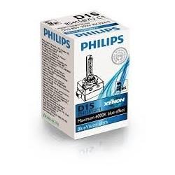 Spuldzes PHILIPS D1S BlueVision ultra 85V 35W PK32d-2 XENON