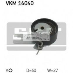 Zobsiksnas spriegotājs SKF VKM-16040, 531 0787 10