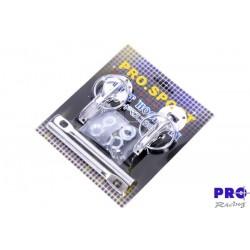 Slēdzis motora pārsegm PRO Silver SPEEDMAX