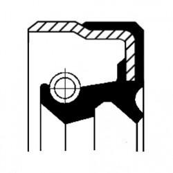 CORTECO 55X68X8/10 Aizmugurējā tilta rumbas blīvslegs, 0089970647, 0149976747