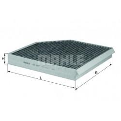 Salona filtrs LAK667 MAHLE ORIGINAL, 4H0819439, 80001782, 80001756