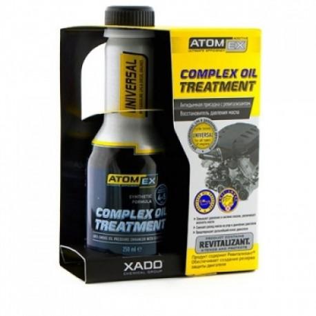 Eļļas piedeva XA40018 XADO Complex Oil Treatment