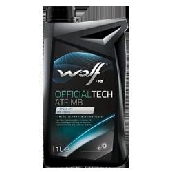 Transmisijas eļļa WOLF OFFICIALTECH ATF MB 1L MB 236.12, 236.14, 236.5