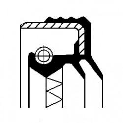 Vārpstas blīvgredzens CORTECO 12019597B, 40x55x8