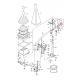 VW TRANSPORTER IV kulises bukse 701711259B