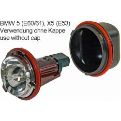 BMW E60 Stāvgaismas, Gabarītlukturis 63126929309, 9DX159419001