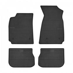 Audi A4 94-01 Grīdas paklāji kompl., gumijas, 4gab., melns