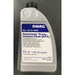 SWAG Automātiskās pārnesumkārbas eļļa 1L AT, ZF Lifiguardfluid 8 speed Audi BMW 83222152426 G 060162 A2