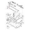 Audi A6 C6 stures mehānisma caurules pretvārsts 4F0422529B