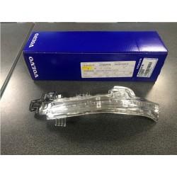 Volvo S60 S80 V60 pagrieziena lukturis spogulī 31402415