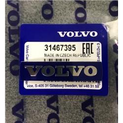 Volvo stūres emblēma Izmēri 46x10.5mm 31467395