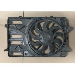 OPEL INSIGNIA B 2017- motore dzesēšanas ventilātors 84216861