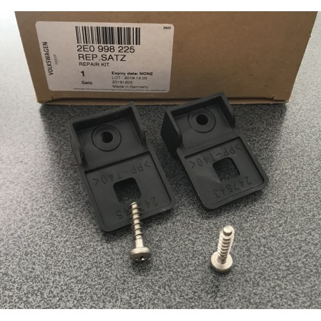 VW Crafter luktura remonta ausis L nav pilns kompl. 2E0998225