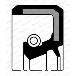 Kloķvārpstas blīvslēgs 35X50X8, 81-21798-40