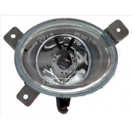 VOLVO S60 00-10 Miglas lukturis priekšējais R H1, 19-5735-05-9, 373-2001R-UQ, 9178185