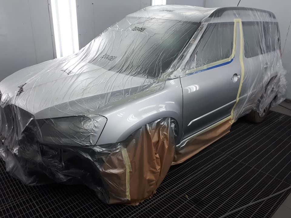 Auto krāsošana un virsbūves remontdarbi